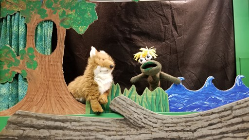 Virtual Best Puppet Show Ever