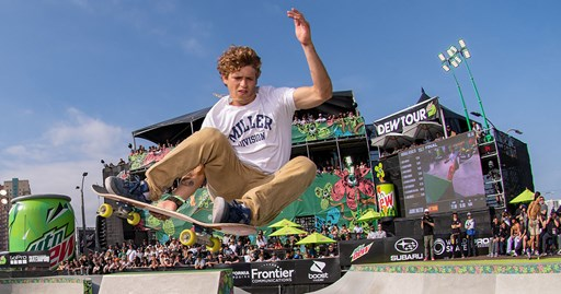 Dew Tour Coming to Des Moines